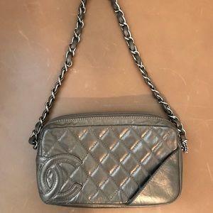 Chanel Ligne Cambon shoulder bag